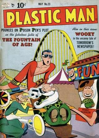 Plastic Man (Comic Book)