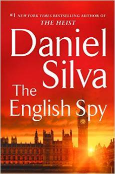 The English Spy(Gabriel Allon 15)