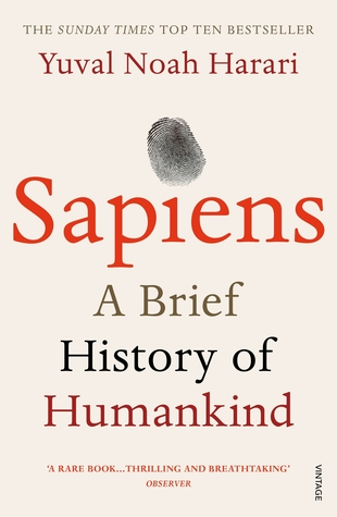 Sapiens a brief history of humankind by yuval noah harari fandeluxe Images