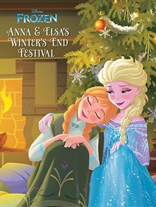 Frozen: Anna & Elsa's Winter's End Festival