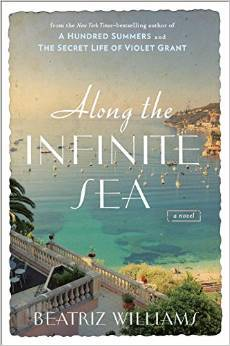 Along the Infinite Sea (Schuyler Sisters #3)