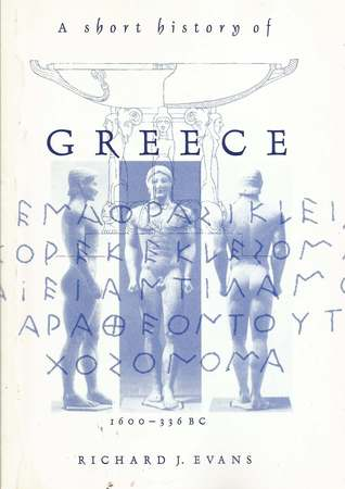 A Short History Of Greece 1600