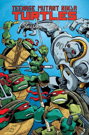 Teenage Mutant Ninja Turtles Classics, Volume 9