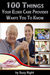 100 Things Your Elder Care ...