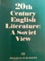 20th Century English Litera...