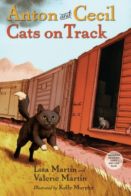 Cats on Track (Anton and Cecil #2)