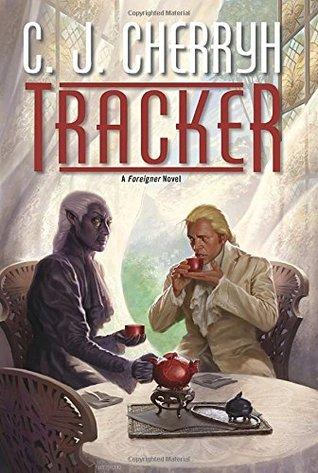 Tracker (Foreigner, #16)