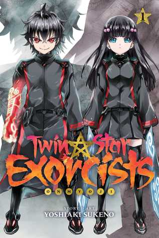 Twin Star Exorcists: Onmyoji, Vol. 1