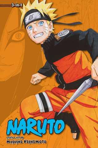 Naruto (3-in-1 Edition), Vol. 11: Includes vols. 31, 32  33
