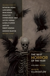 The Best Horror of the Year Volume Seven