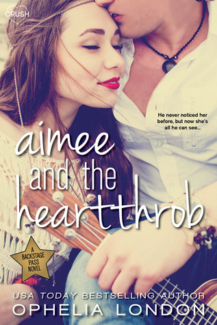Aimee and the Heartthrob (Backstage Pass #1)