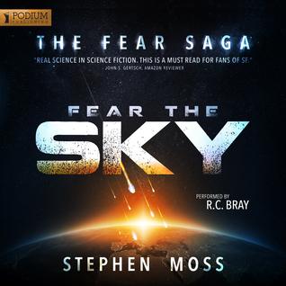 Fear the Sky (The Fear Saga #1)