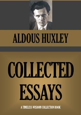 aldous huxley essays selected snobberies