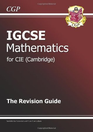 igcse maths cie cambridge revision guide by richard parsons rh goodreads com igcse study guide for first language english pdf IGCSE English as a Second Language
