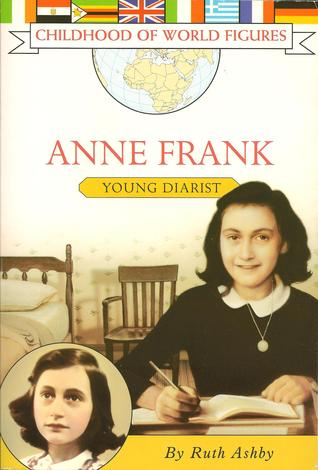 Anne Frank Young Diarist By Ruth Ashby