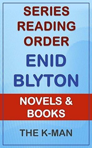 Series List - Enid Blyton - In Order: Novels and Books