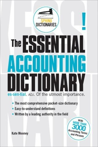 The Essential Accounting Dictionary