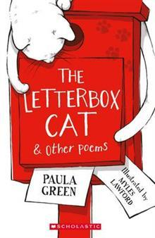 The letterbox cat