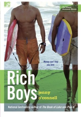 Rich Boys by Jenny O'Connell
