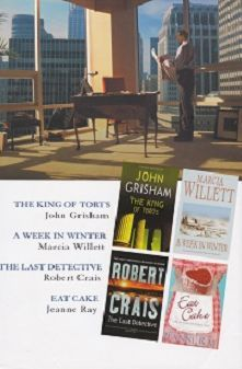 Readers Digest Select Edition - The King of Torts / A Week in Winter / The Last Detective / Eat Cake