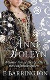 Anne Boleyn by E. Barrington