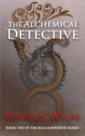 The Alchemical Detective (Riga Hayworth #2)