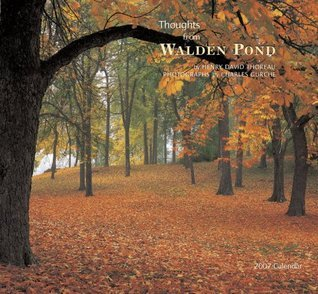 Thoughts from Walden Pond 2007 Calendar