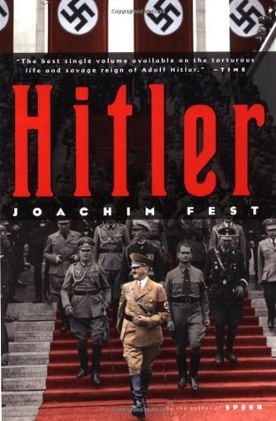 Hitler Book Cover
