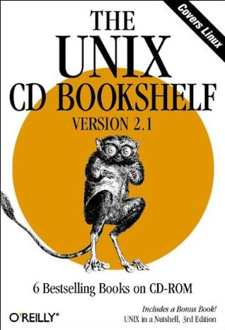 The UNIX CD Bookshelf, Version 2.1