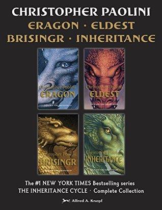 Eragon / Eldest / Brisingr / Inheritance (The Inheritance Cycle #1-4)