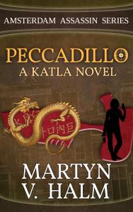 Peccadillo: A Katla Novel (Amsterdam Assassin, #2)