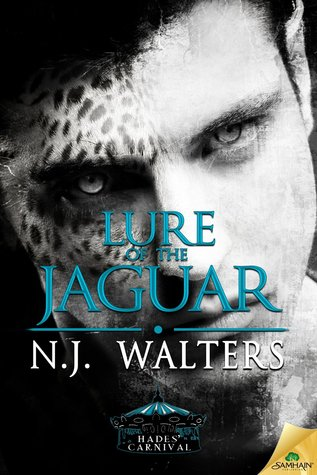 Lure of the Jaguar (Hades' Carnival, #7)