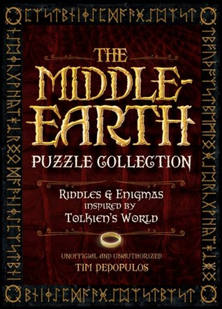 The Middle-earth Puzzle Collection: Riddles  Enigmas Inspired by Tolkien's World