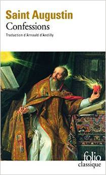 Confessions por Augustine of Hippo, Robert Arnauld d'Andilly