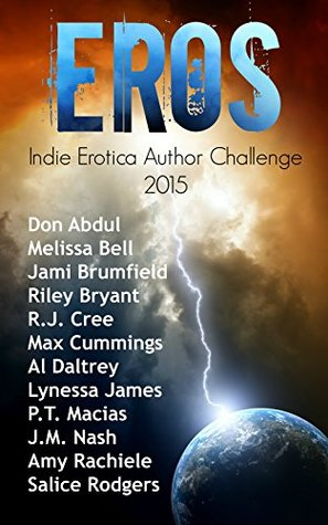 EROS - Indie Erotica Author Challenge 2015