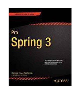 Pro Spring 3 Book