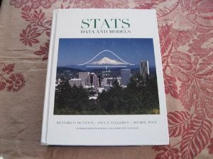 Stats: Data and Models By DeVeaux PCC Edition Pkg (Book, Solution Manual, CD, StatCrunch Code)