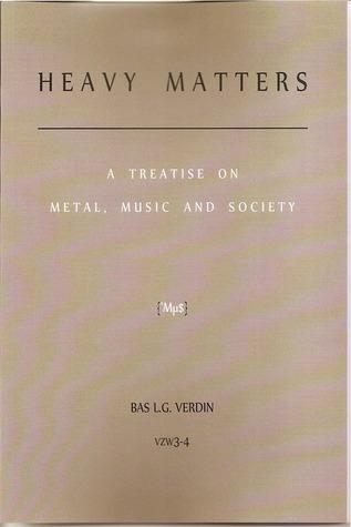 Heavy Matters by Bas L.G. Verdin