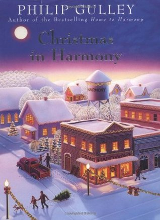 Christmas in Harmony (Harmony, #2.5)