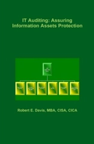 It Auditing Assuring Information Assets Protection By Robert E Davis