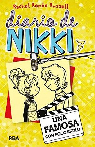 Una famosa con poco estilo (Diario de Nikki, #7)