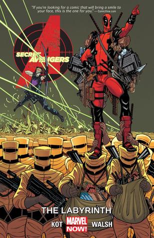 Secret Avengers, Volume 2: The Labyrinth