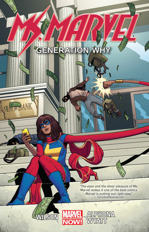 Ms. Marvel, Vol. 2: Generation Why (Paperback)