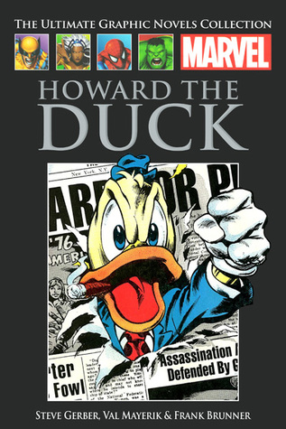 Howard the Duck (Marvel Ultimate Graphic Novels Collection)