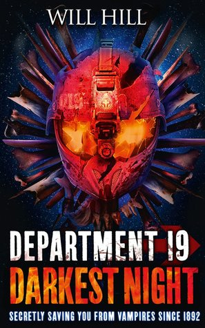 Department 19 series by Will Hill thumbnail