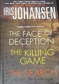 Iris Johansen Omni - Face of Deception / Killing Game / The Search (Eve Duncan 1-3)