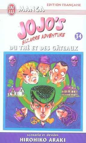 Jojo's Bizarre Adventure, Tome 34: Du thé et des gâteaux