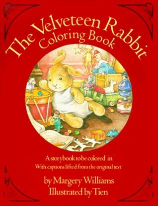 The Velveteen Rabbit-Coloring Book