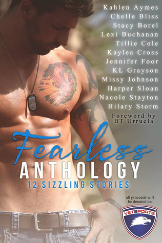 Fearless Anthology - 12 Sizzling Stories