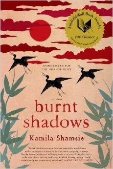 Burnt Shadows by Kamila Shamsie